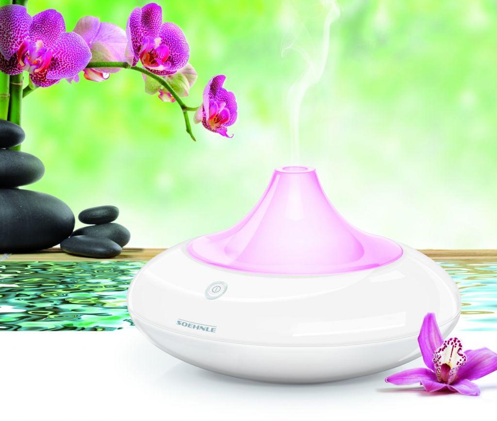 aroma diffuser ravenna soehnle 68026 leifheit produkte. Black Bedroom Furniture Sets. Home Design Ideas