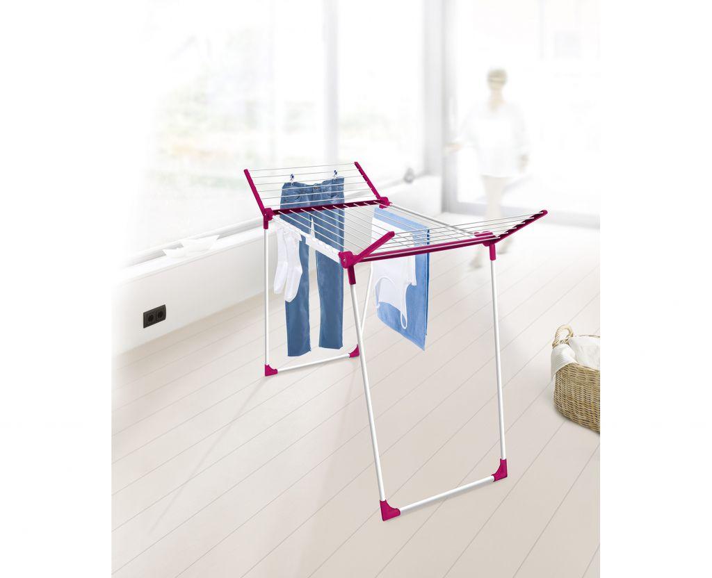 standtrockner pegasus 180 classic pink leifheit 81537 leifheit produkte. Black Bedroom Furniture Sets. Home Design Ideas